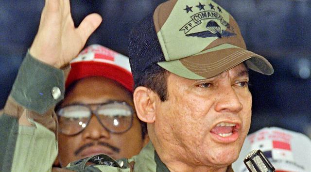 Invasi Amerika Serikat ke Panama 1989