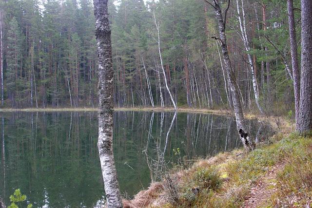 озеро Черток, Латгалия