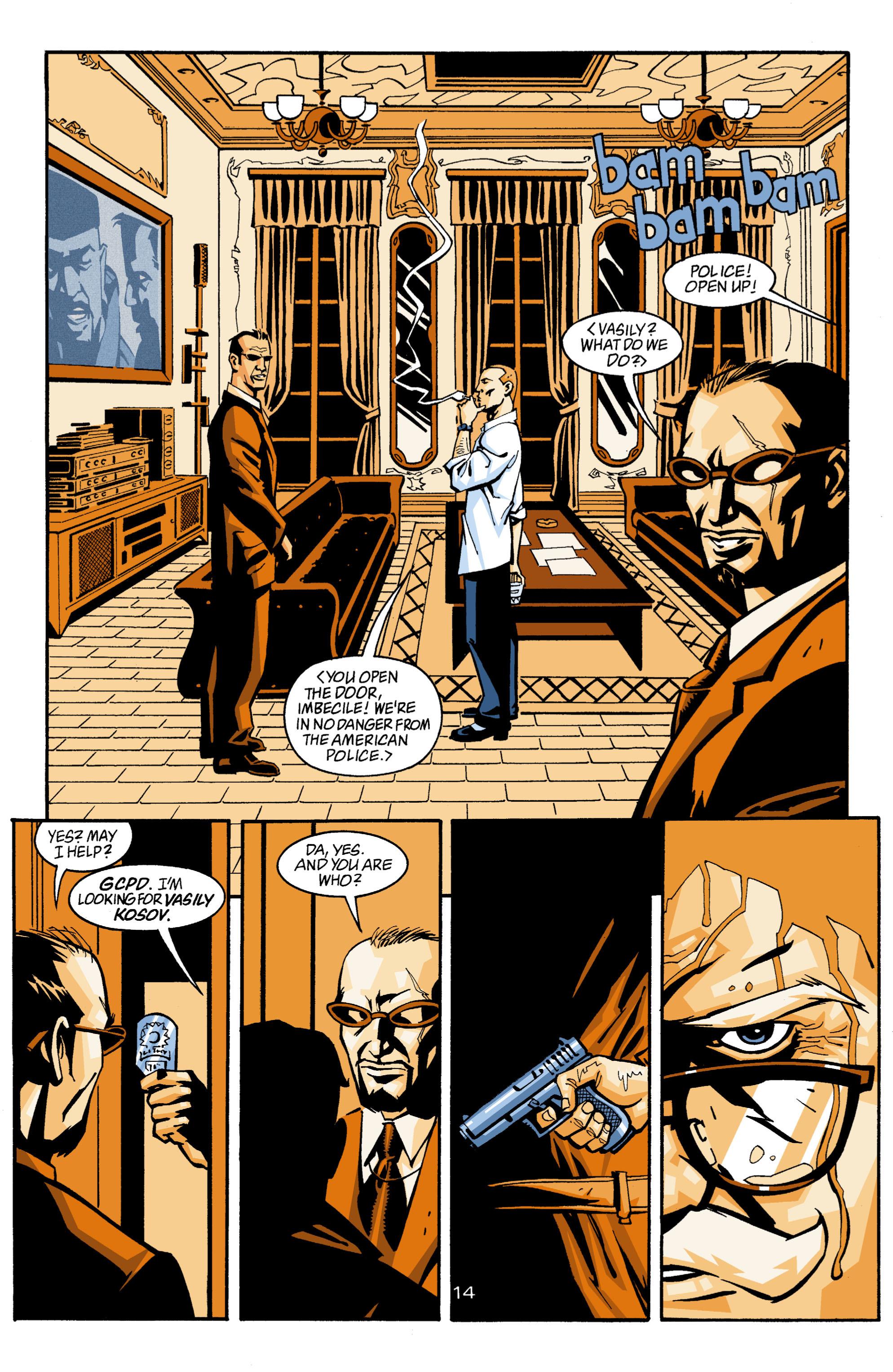 Detective Comics (1937) 742 Page 14