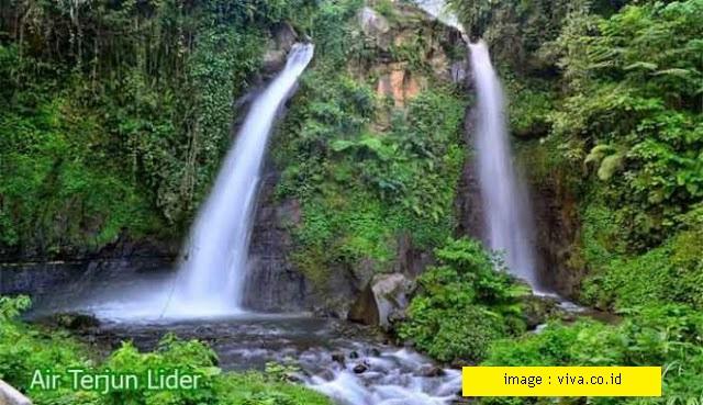 Lider Waterfall in Banyuwangi, East Java - Blog Mas Hendra