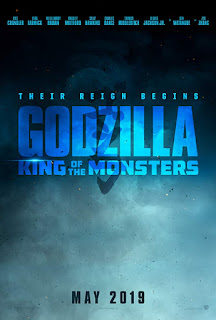 GODZILLA: KING OF THE MONSTERS Comic Con Trailer