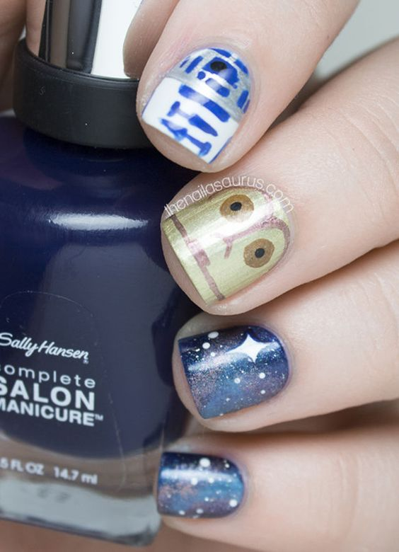Nail Art Designs To Die For The Haircut Web
