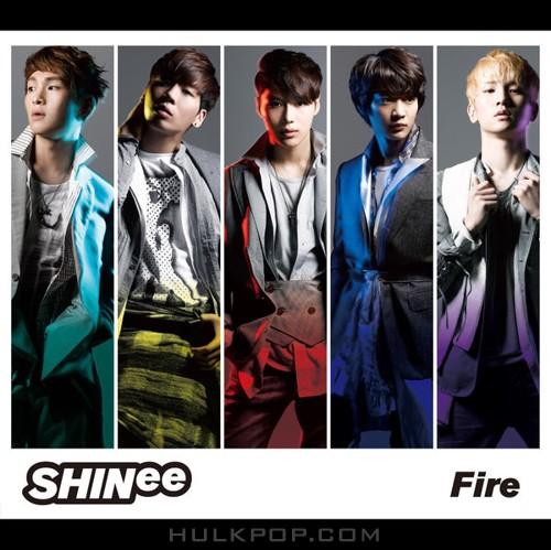 SHINee – Fire – Single