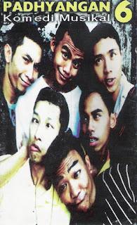 Lirik Lagu Tenda Biruku Oleh Padhyangan 6, lagu gokil, komedi musikal, lagu lucu, video lucu
