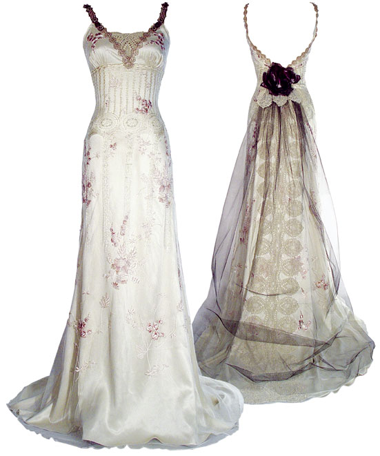 Life Of A Vintage Lover: Claire Pettibone Bridal Couture