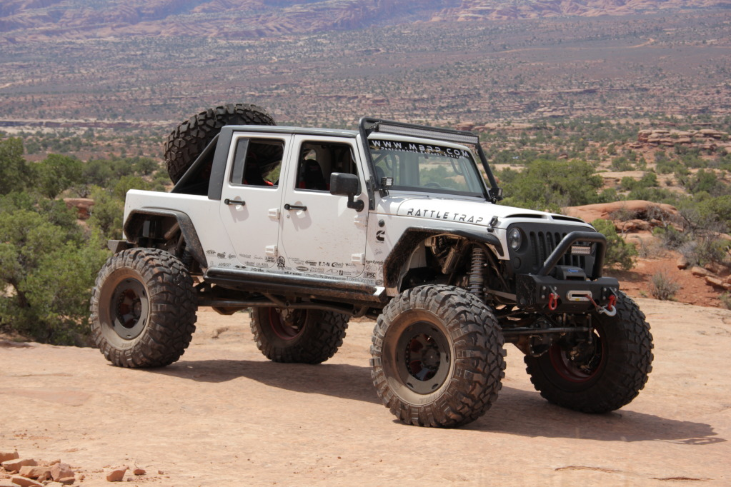 To Build A 4 Door Jeep Jk Pickup Truck Which Will Be Based Off Of The Full Size Rattle Trap Here Are Some Reference Pictures 1
