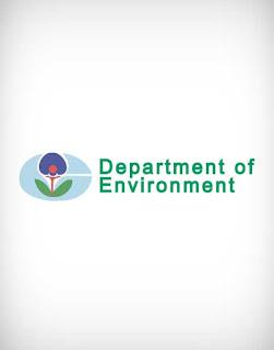department of environment vector logo, department of environment logo, department, environment,