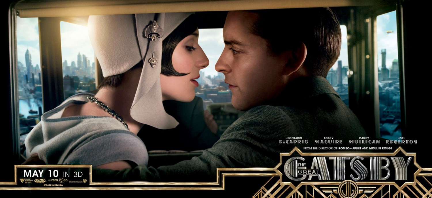 Baz Luhrmann's The Great Gatsby – Film Posters : Teaser Trailer
