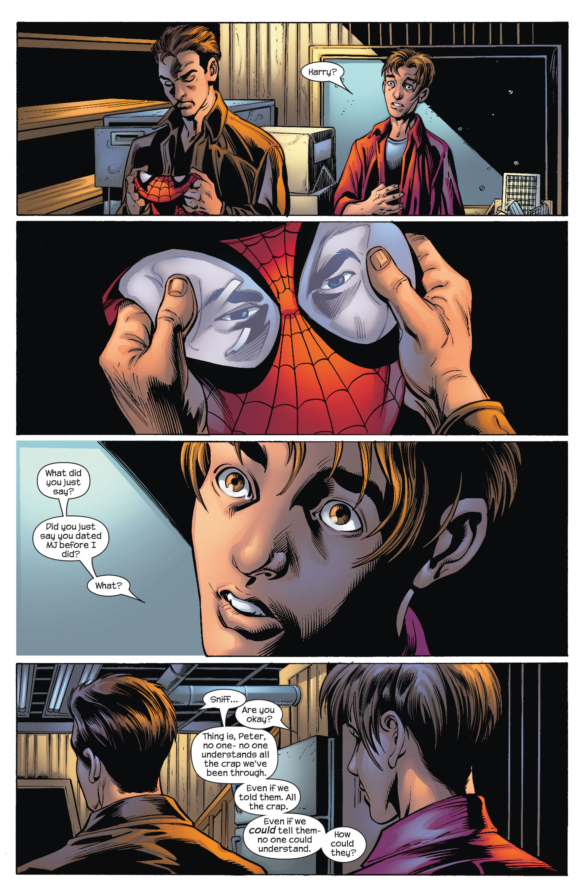 Read online Ultimate Spider-Man (2000) comic -  Issue #74 - 3