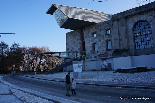 Centro de Documentação do Partido Nazista em Nuremberg