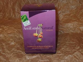 AntiEstrés Natural #100X100Natural