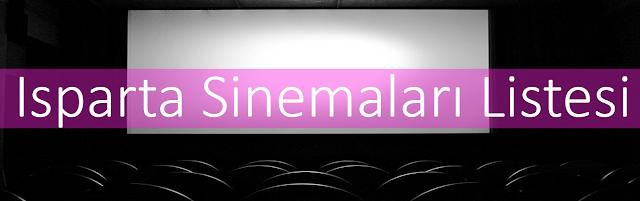 ısparta sinemaları