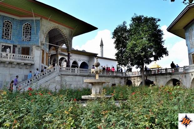 Istanbul, Palazzo di Topkapi