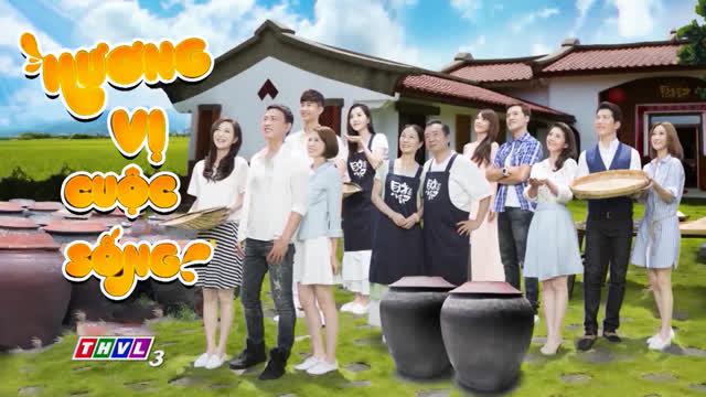 Hương Vị Cuộc Sống Trọn bộ Tập Cuối (Phim Đài Loan THVL3 Lồng Tiếng)