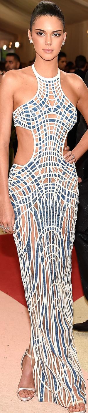 Kendall Jenner-2016 MET GALA