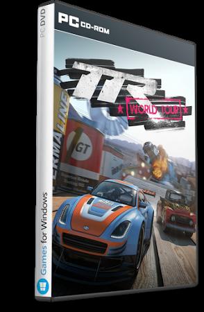 DESCARGAR Table Top Racing World Tour Multilenguaje (Español) (PC-GAME) 2016