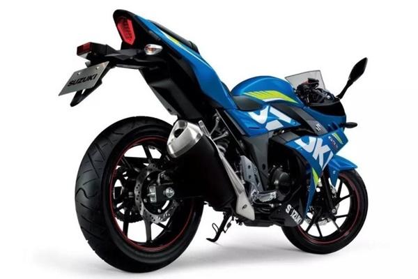 Baru Motor Sport Full Fairing Suzuki GSX-250R