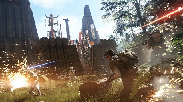 Star Wars Battlefront II PC Full Español