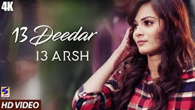 13 Deedar Lyrics 13 Arsh | Mr Beat | Punjabi Song
