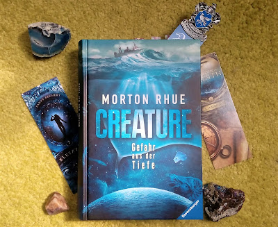 Cover von Creature by Morton Rhue