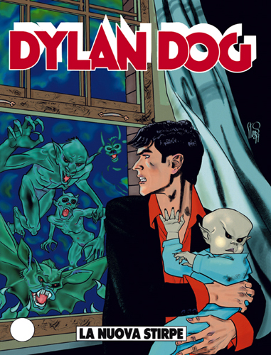 Dylan Dog (1986) 155 Page 1