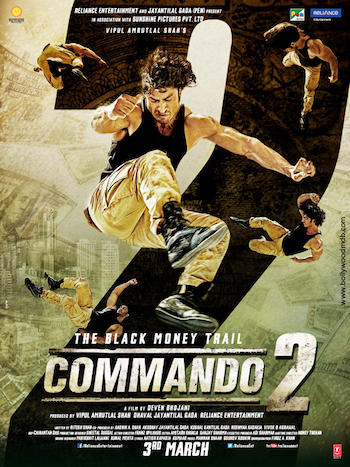 Commando 2 2017 Full Movie Download