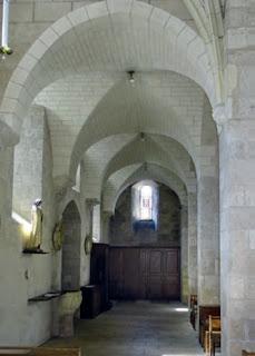 L'église Saint-Aignan de Cour-Cheverny