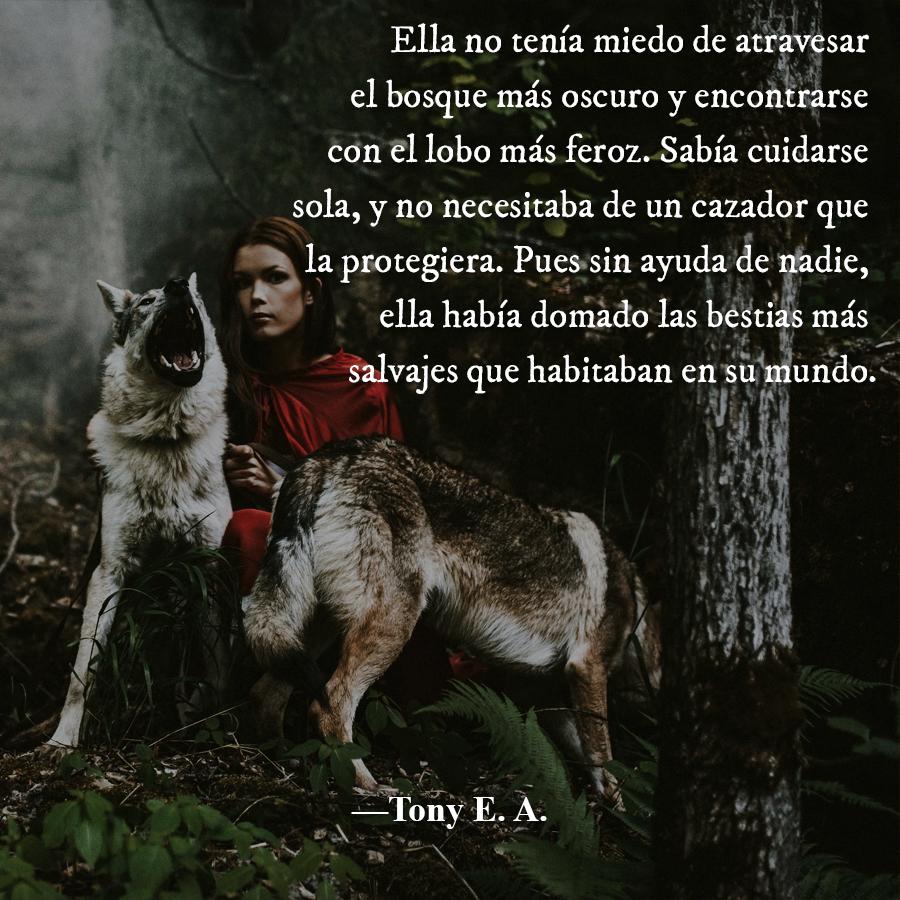 Caperucita Roja Tony E A