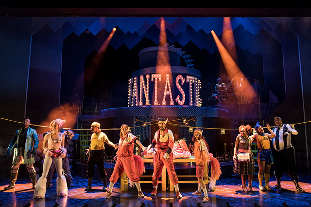 Fantastic Mr Fox Live at The Lowry