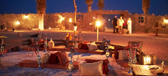 Get 30% off on overnight desert safari.