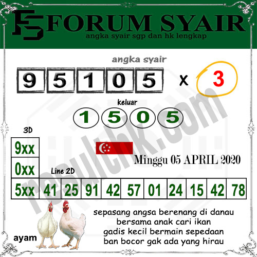 forum syair singapura