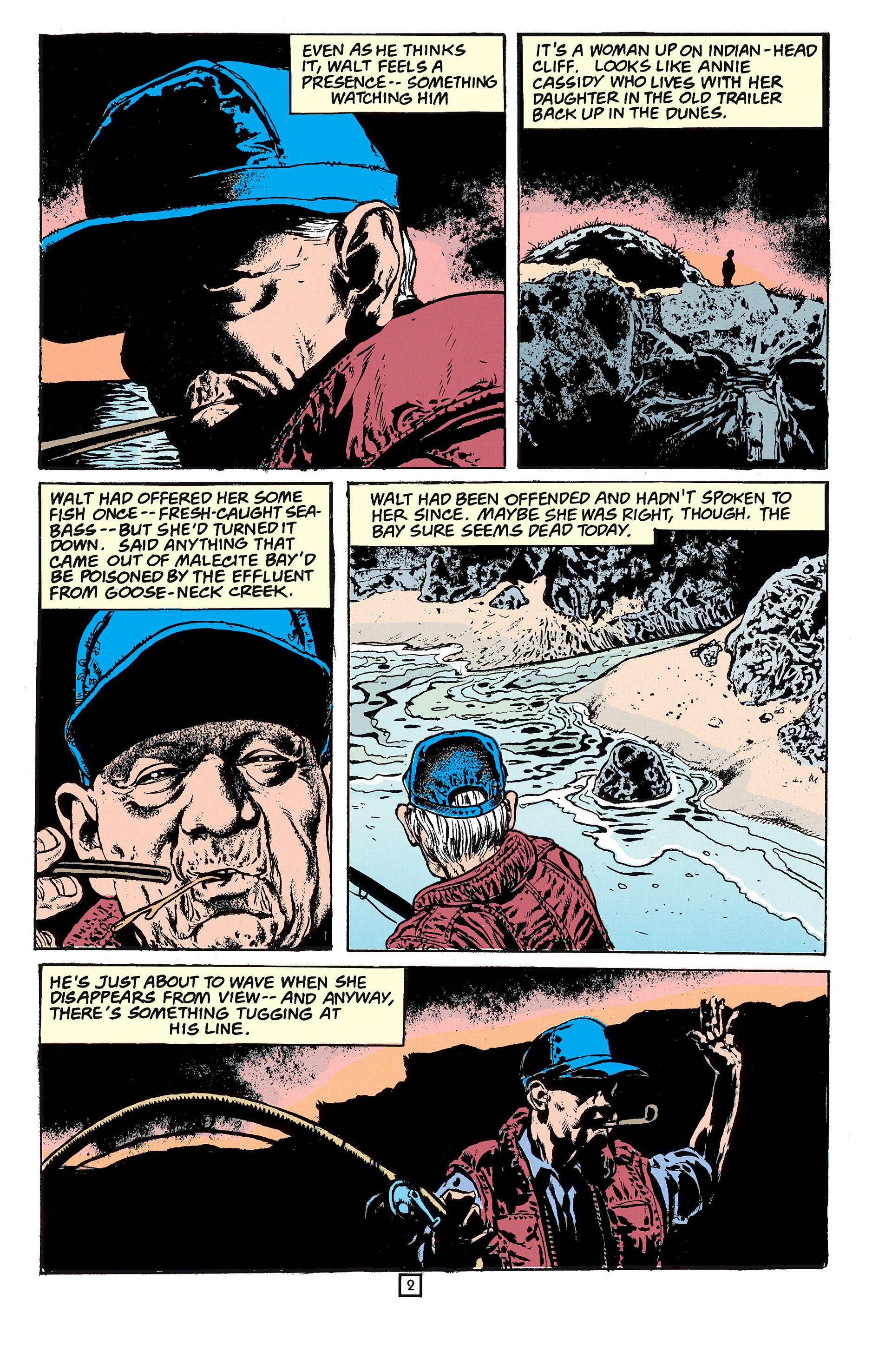 Read online Animal Man (1988) comic -  Issue #61 - 3