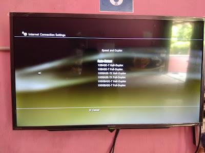 Menyambungkan PS3 Ke Laptop Dengan LAN 18