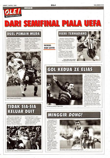 SEMIFINAL PIALA UEFA 1998