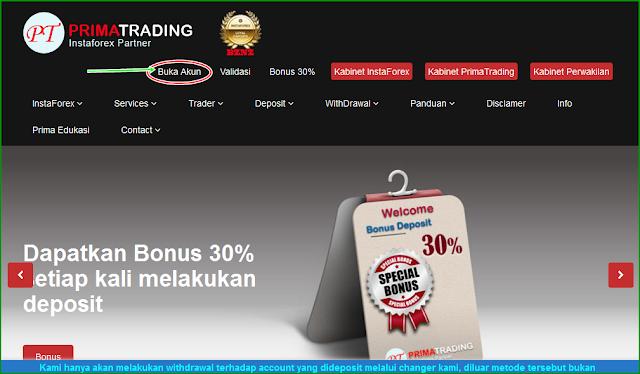 Gambar Panduan Mudah Trading Forex untuk Pemula - Kabinet PrimaTrading Indonesia