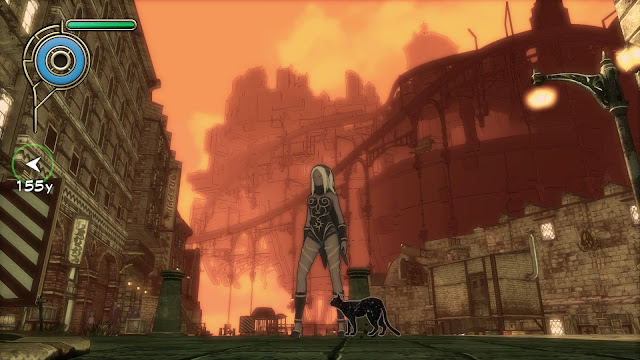 Gravity Rush on PlayStation 4
