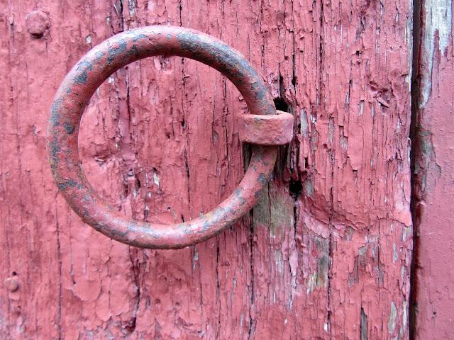 a door detail