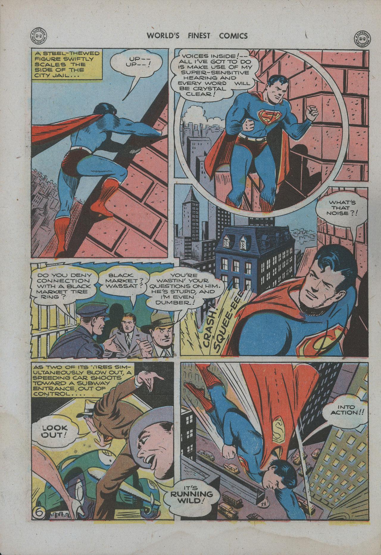 Read online World's Finest Comics comic -  Issue #15 - 9