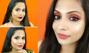 3 Easy & Glam Indian Makeup Looks For Diwali