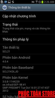Tiếng Việt Samsung SCL21 alt