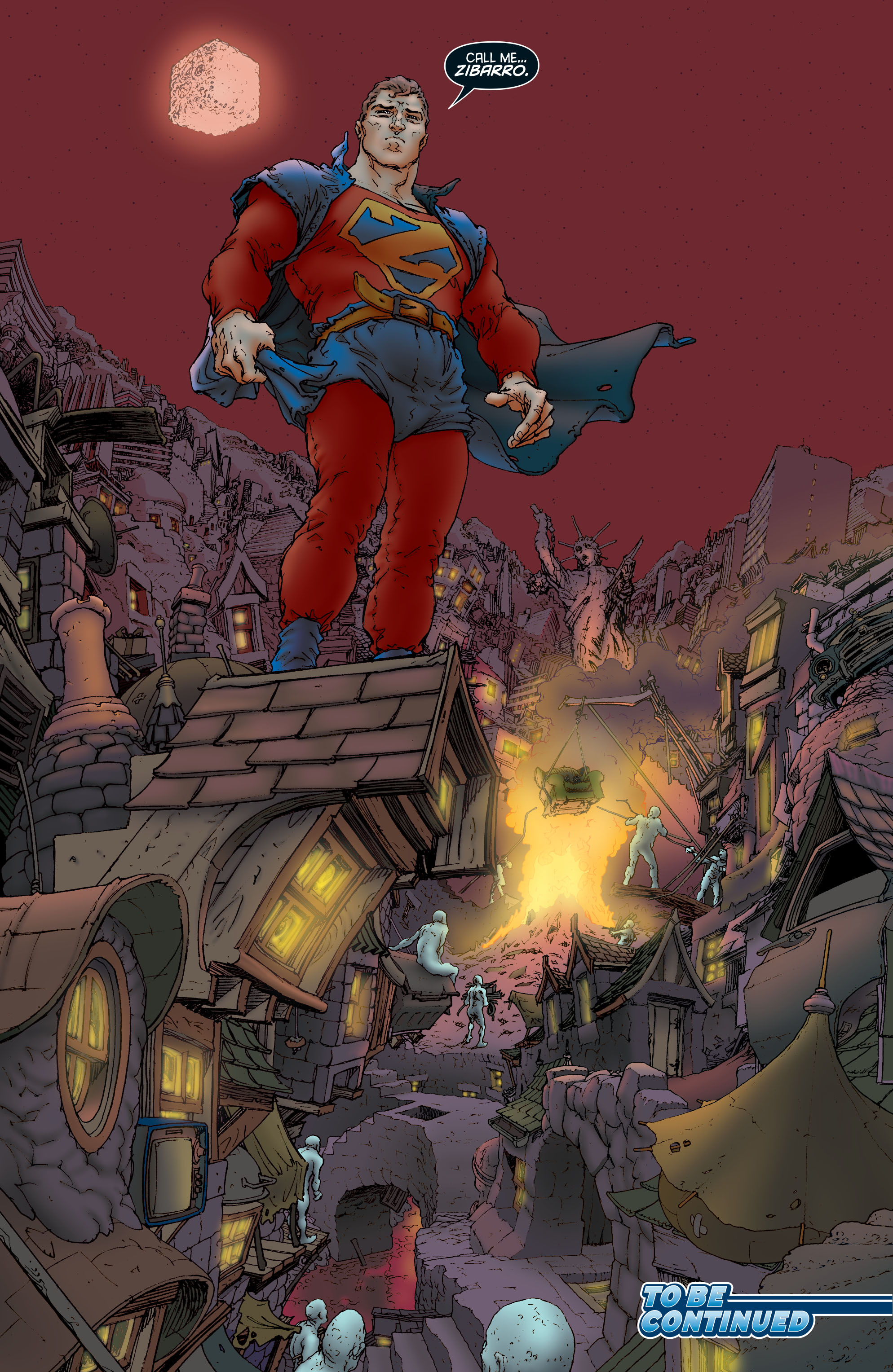 Read online All Star Superman comic -  Issue #7 - 22