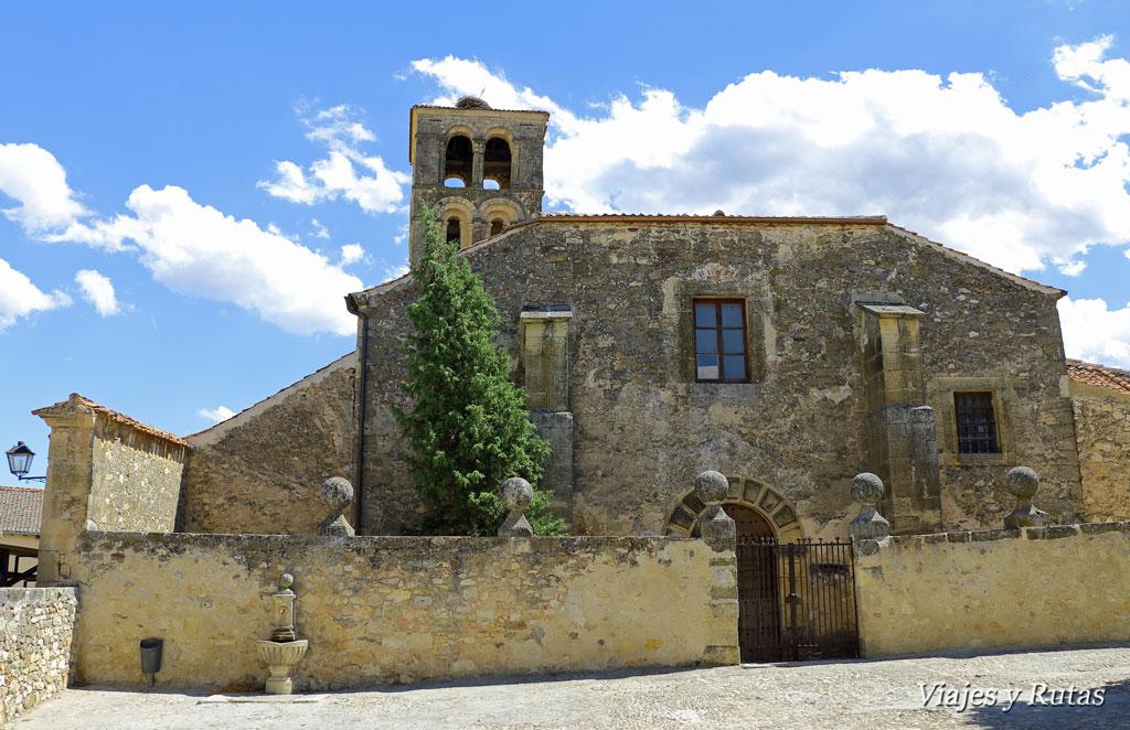 Iglesia de San Juan Bautista, Pedraza