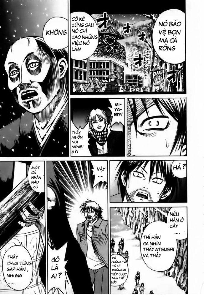 Higanjima chapter 82 trang 17
