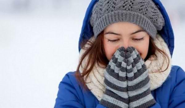 Khí hậu lạnh gây dị ứng nổi mề đay