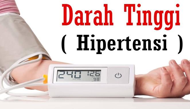 Nama Obat Hipertensi Generik Resep Dokter Paling Ampuh