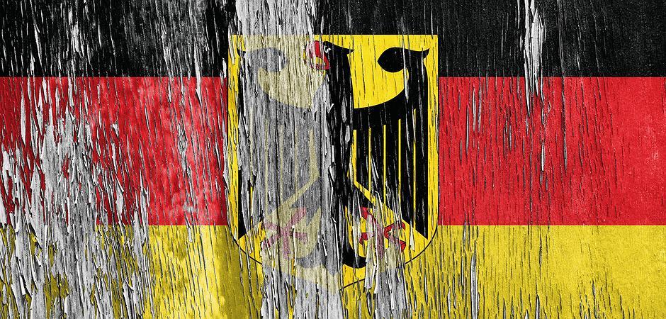 Auflösung Deutschlands - Der letzte Akt