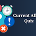 Current Affairs Quiz: 12 January 2018