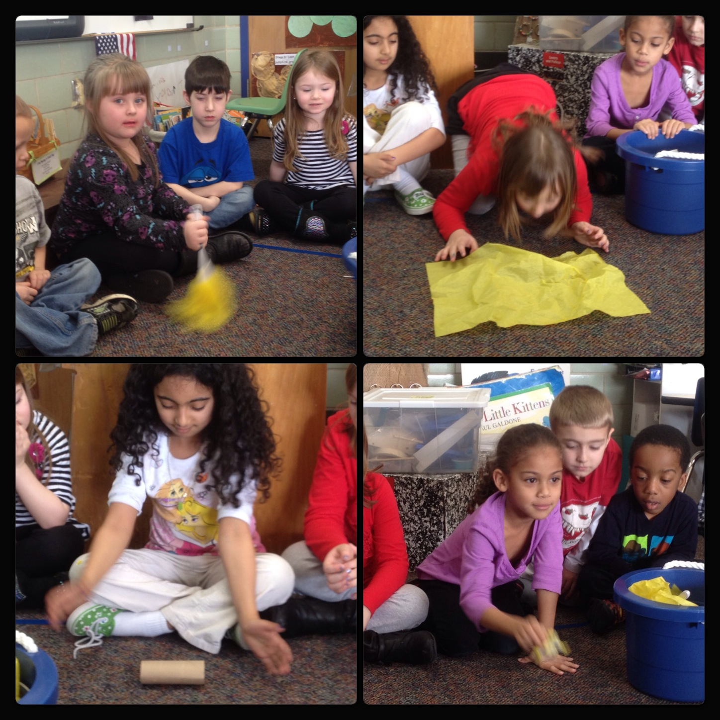 Inquiring Minds Mrs Myers Kindergarten Force And
