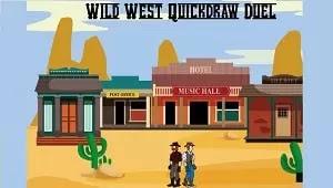 Vahşi Batı Hızlı Çizim Düello - Wild West Quickdraw Duel