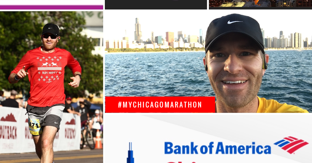 Eric Ewald - Learning and Sharing: #MyChicagoMarathon No. 4